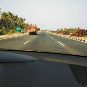 Nice, Smooth, Empty Roads - Bangalore Goa Road Trip